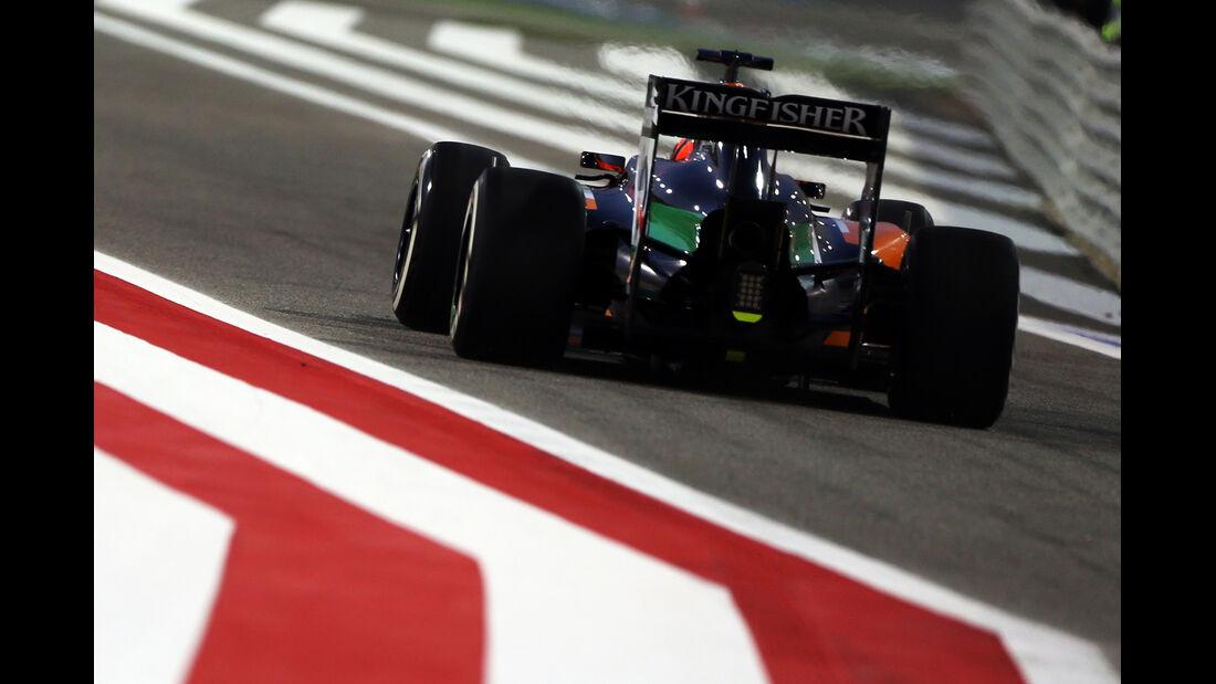 Hülkenberg - GP Bahrain 2014