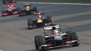 Hülkenberg GP China 2013