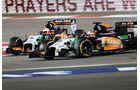 Hülkenberg & Perez - Formel 1 - GP Bahrain 2014