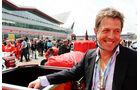 Hugh Grant GP England Silverstone 2012