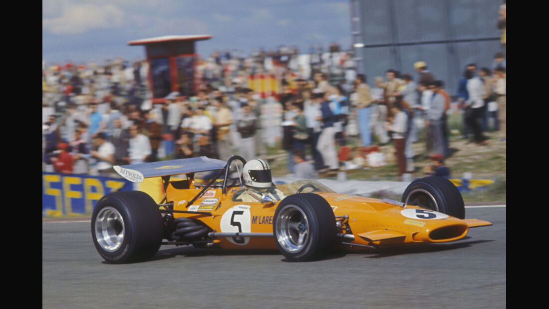Hulme - McLaren 1970