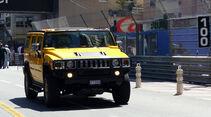 Hummer - Car Spotting - Formel 1 - GP Monaco - 25. Mai 2014