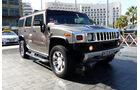 Hummer - F1 Abu Dhabi 2014 - Carspotting