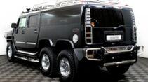 Hummer H2 6x6 Auktion Russland
