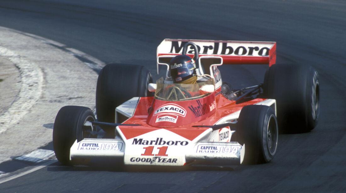 Hunt - McLaren 1976