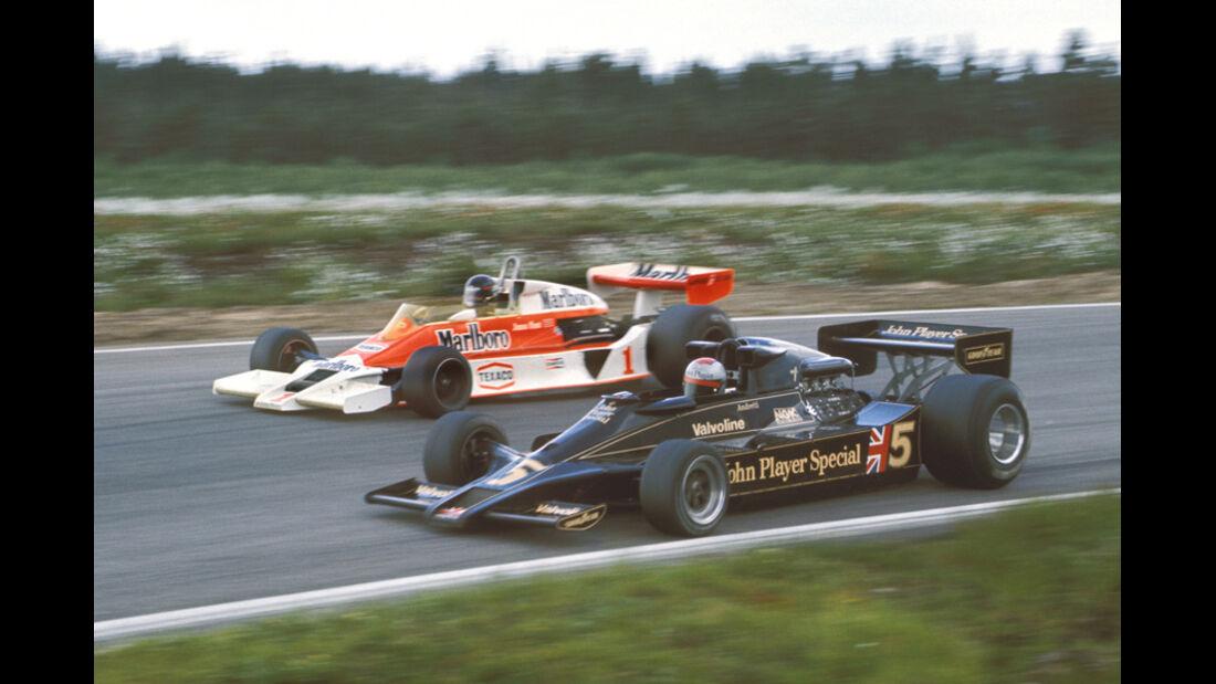 Hunt - McLaren 1977