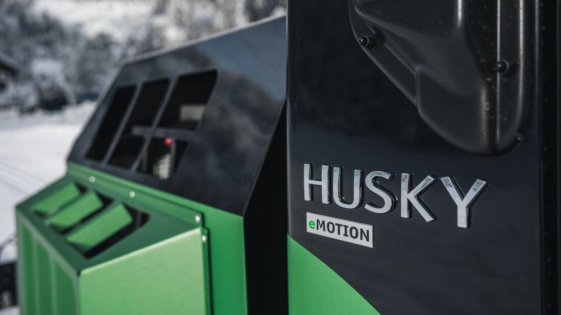 Husky eMotion Pistenraupe
