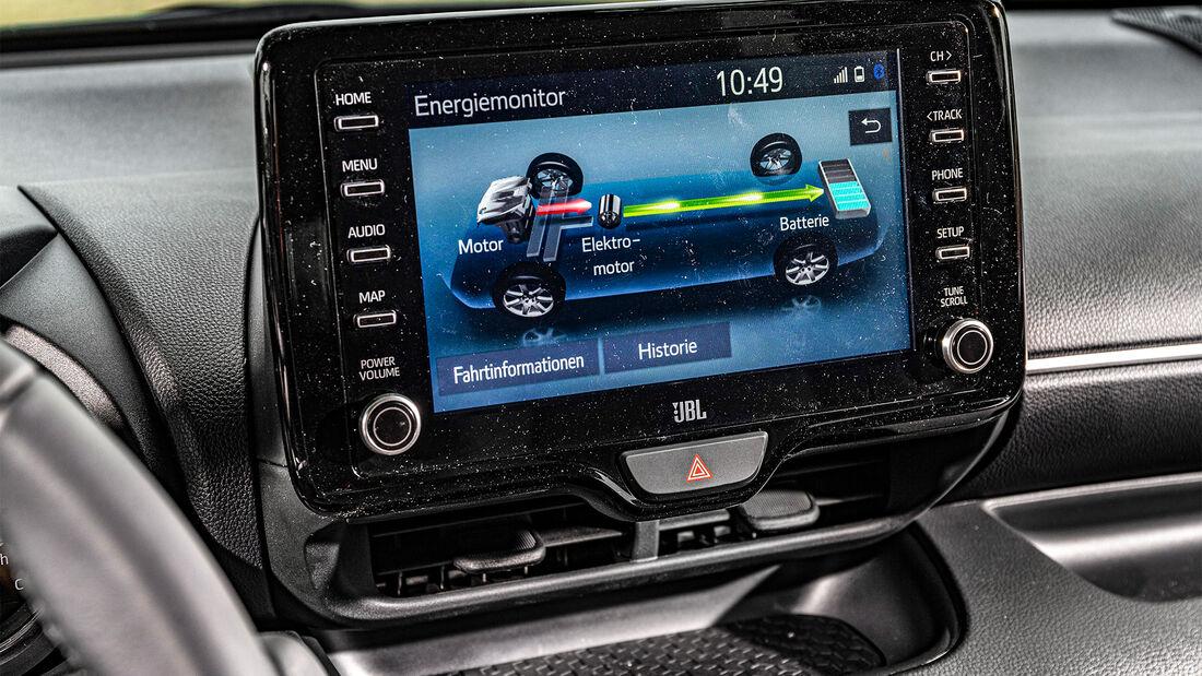Hybrid Toyota Yaris 1.5 Hybrid, ams 2420