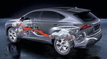 Hybridantrieb