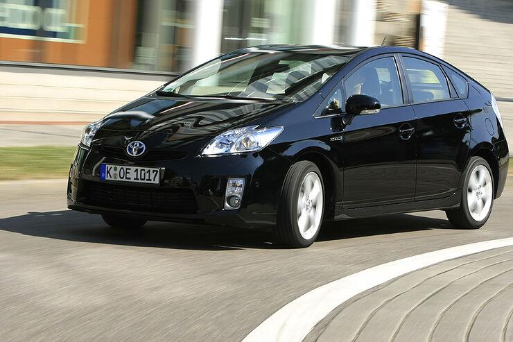 Hybridautos in Deutschland