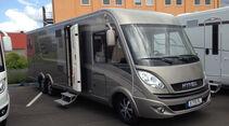 Hymer B-Klasse Premiumline, Caravan Salon 2016