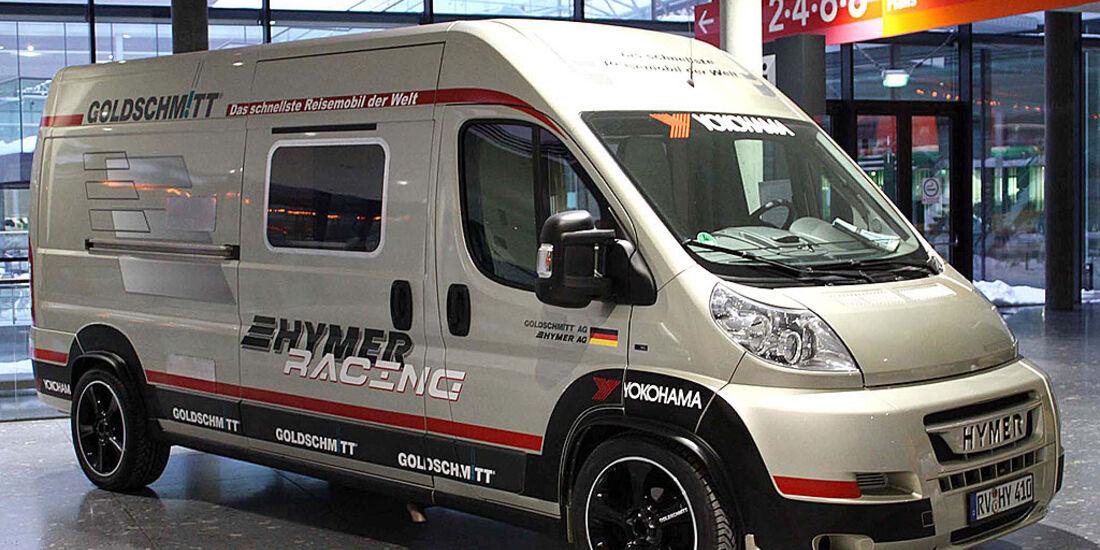 Hymer Car Reisemobil