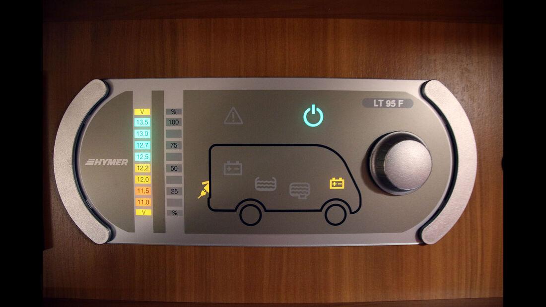 Hymer ML-T 580 Wohnmobil Mercedes Sprinter 4x4