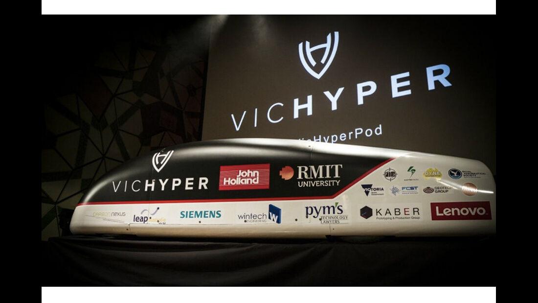 Hyperloop, Vichyper