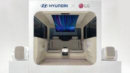 Hyundai Concept Cabin