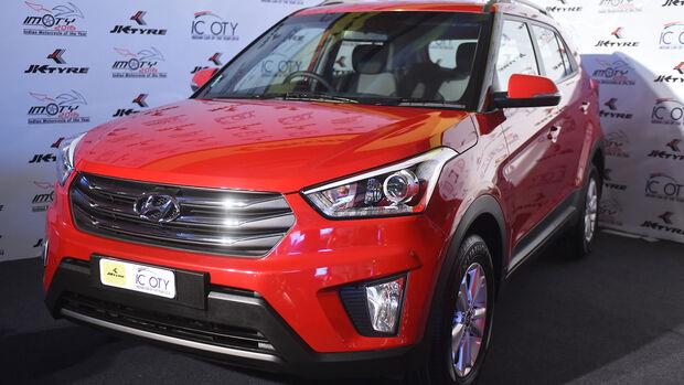 Hyundai Creta India