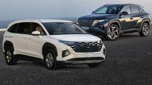 Hyundai Custo China MPV Van 2021