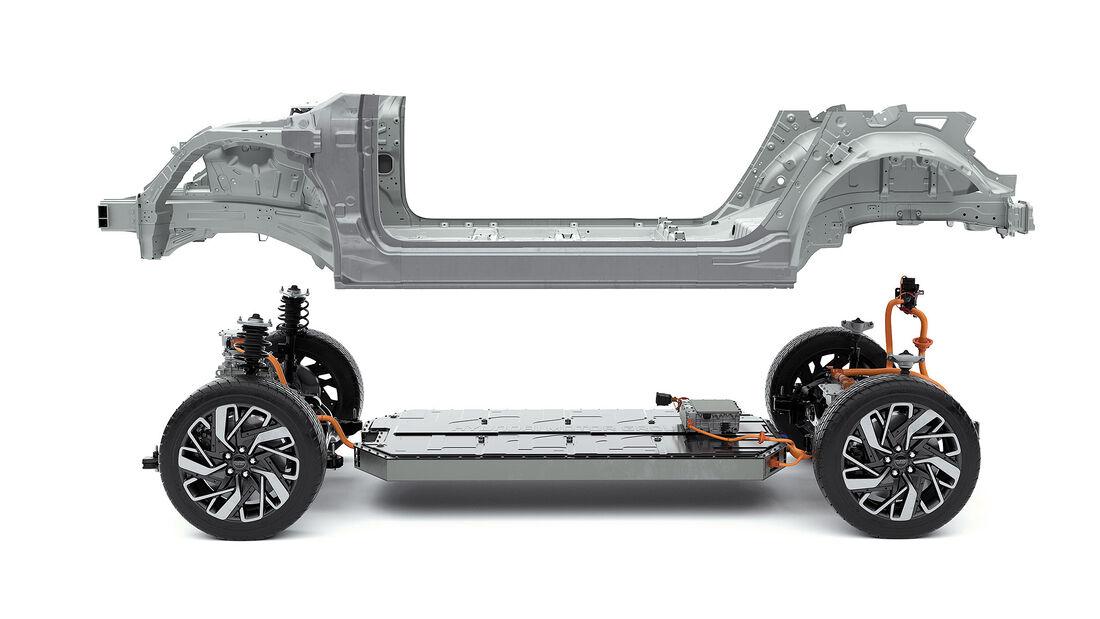 Hyundai E-Plattform E-GMP