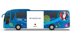 Hyundai EM-Busse Slogans