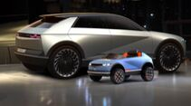 Hyundai EV based on 45 Concept