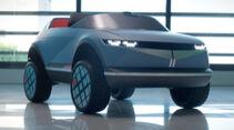 Hyundai EV based on 45 Concept