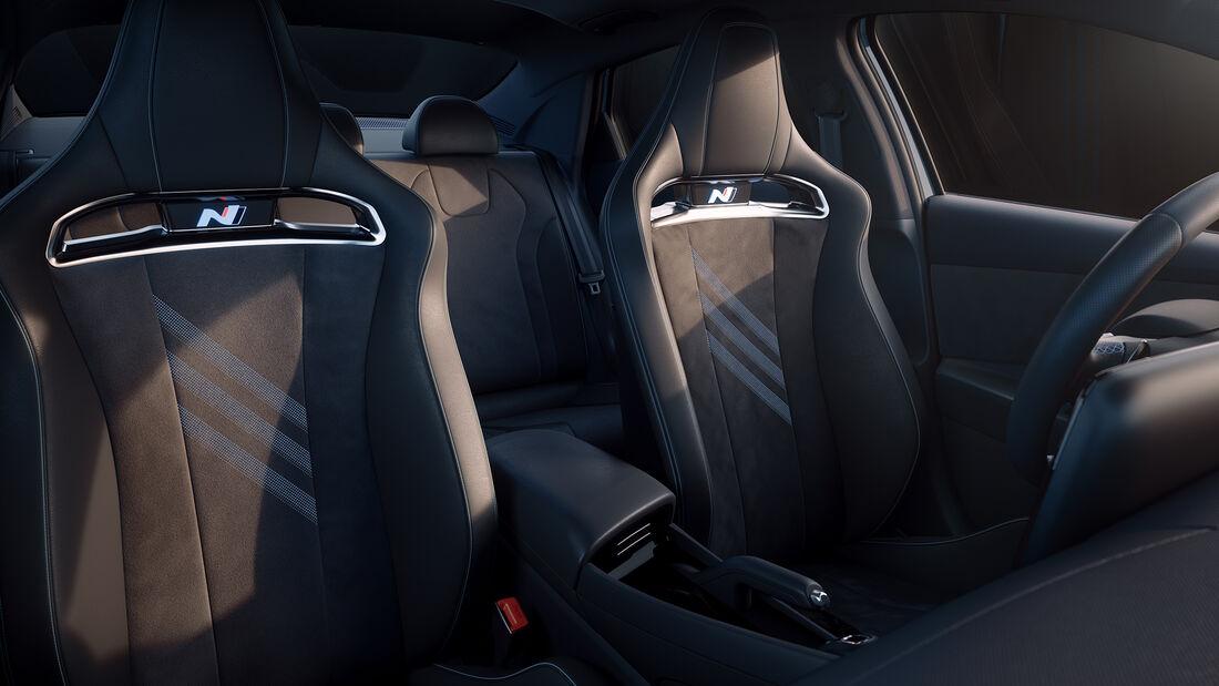 Hyundai Elantra N Limousine USA Korea 2021