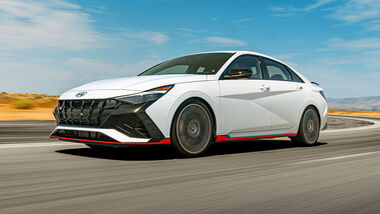 Hyundai Elantra N USA