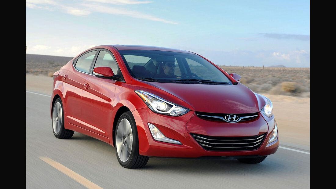 Hyundai Elantra USA 2013