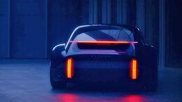 Hyundai Elektroauto EV Teaser Genf 2020