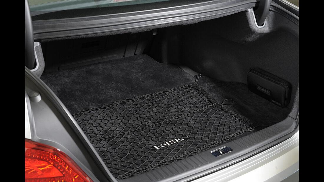 Hyundai Equus 2013, Kofferraum