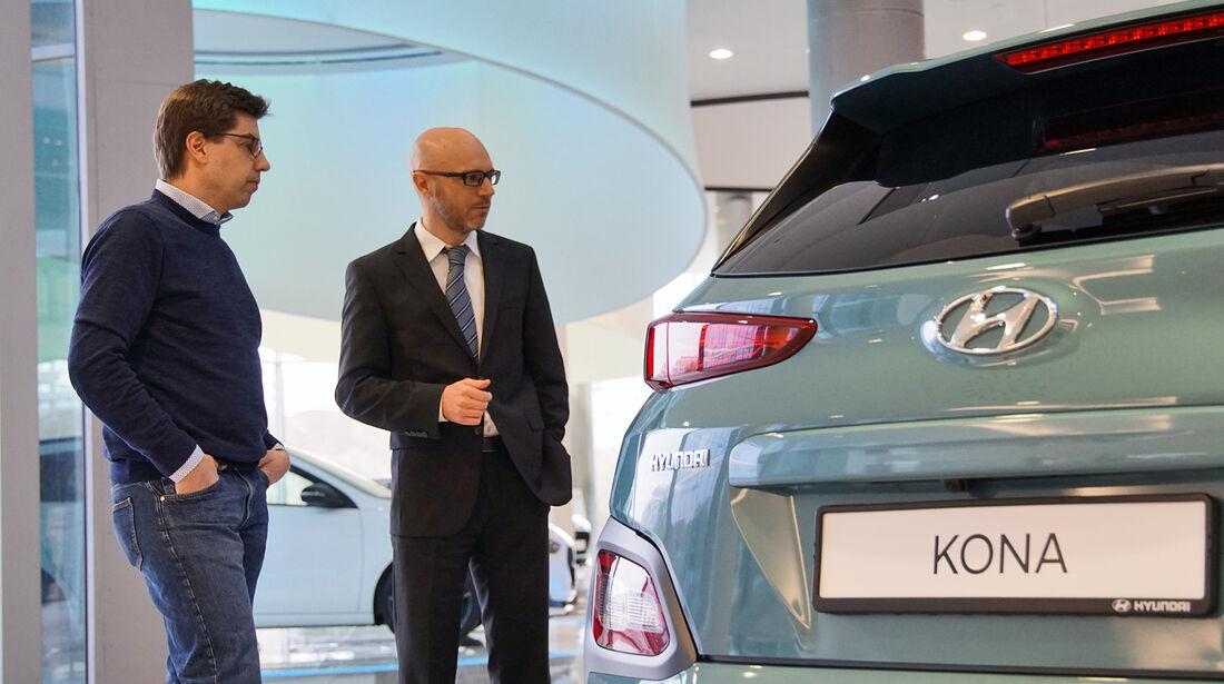 Hyundai Future Leser Test Drive 2019