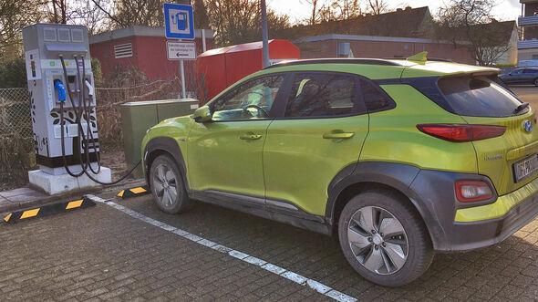 Hyundai Future Leser Test Drive Kona Elektro