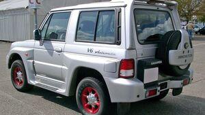 Hyundai Galloper Innovation
