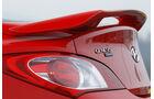 Hyundai Genesis Coupé 3.8 V6, Heckspoiler