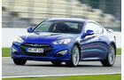 Hyundai Genesis Coupé, Frontansicht