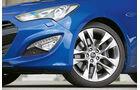Hyundai Genesis Coupé, Rad, Felge, Bremse
