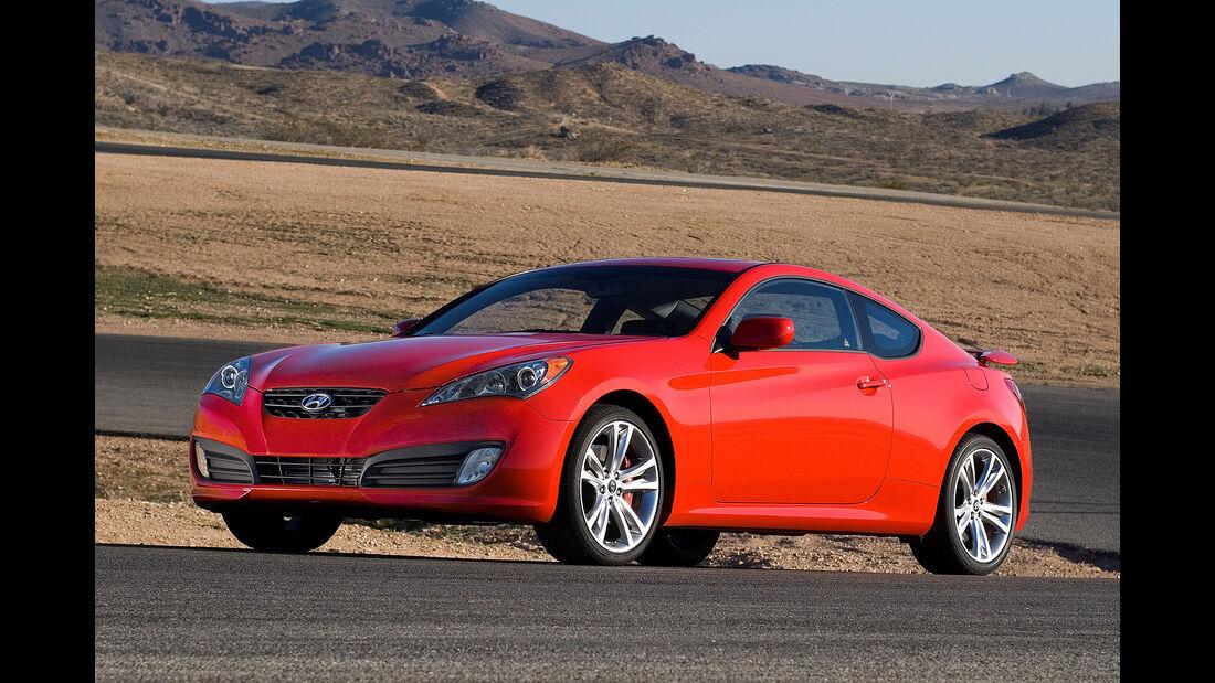 Hyundai Genesis Coupé (US-Spec)