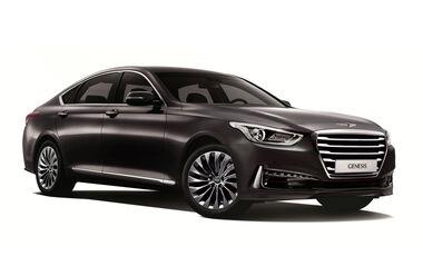 Hyundai Genesis Facelift