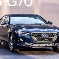 Genesis G70 2021 Nobel Koreaner Mit Bis Zu 373 Ps Auto Motor Und Sport
