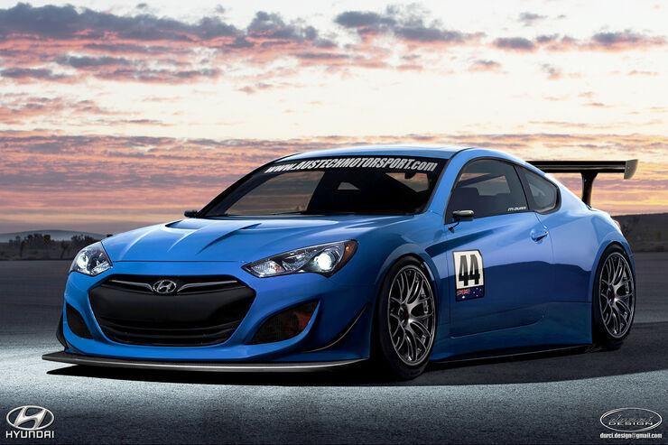Hyundai Genesis GT3