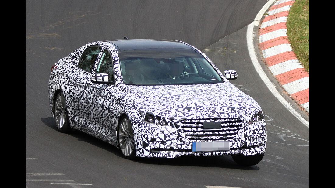 Hyundai Genesis Limousine Erlkönig