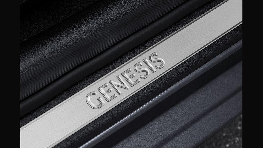 Hyundai Genesis Limousine