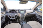 Hyundai Grand Santa Fe 2.2 CRDi 4WD, Cockpit