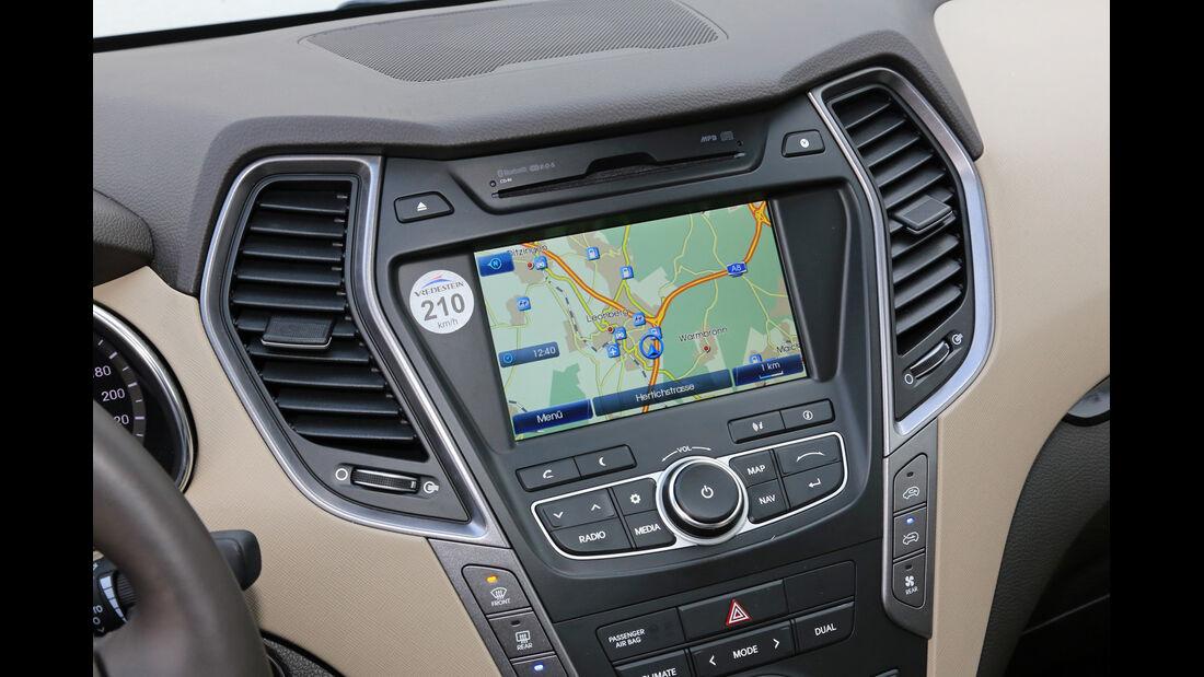 Hyundai Grand Santa Fe 2.2 CRDi 4WD, Navi