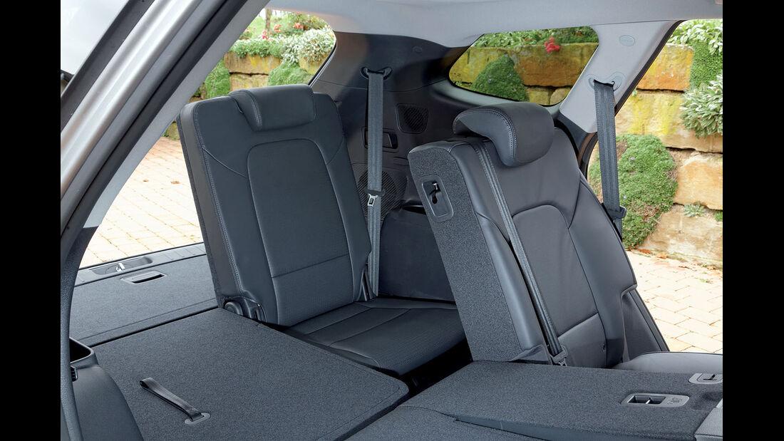 Hyundai Grand Santa Fe 2014 Siebensitzer