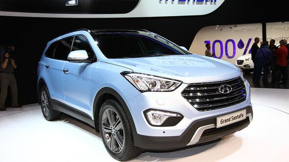 Hyundai Grand SantaFe