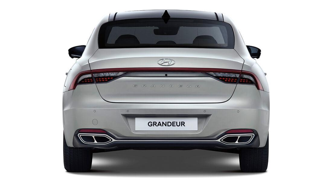 Hyundai Grandeur 2019