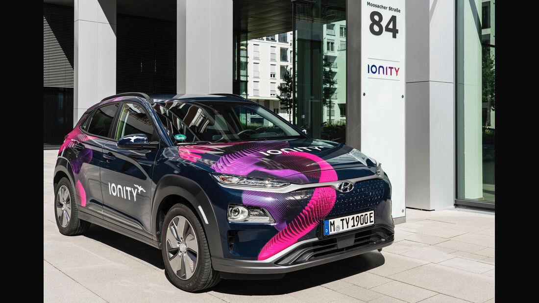 Hyundai-Gruppe Ionity
