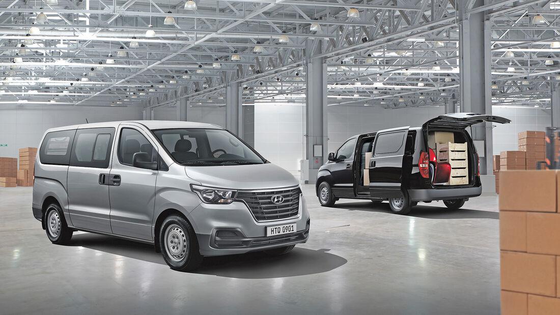 Hyundai H-1, Autonis 2020