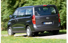 Hyundai H-1 Travel, Heckansicht